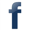 Facebook Icon to follow GPAC