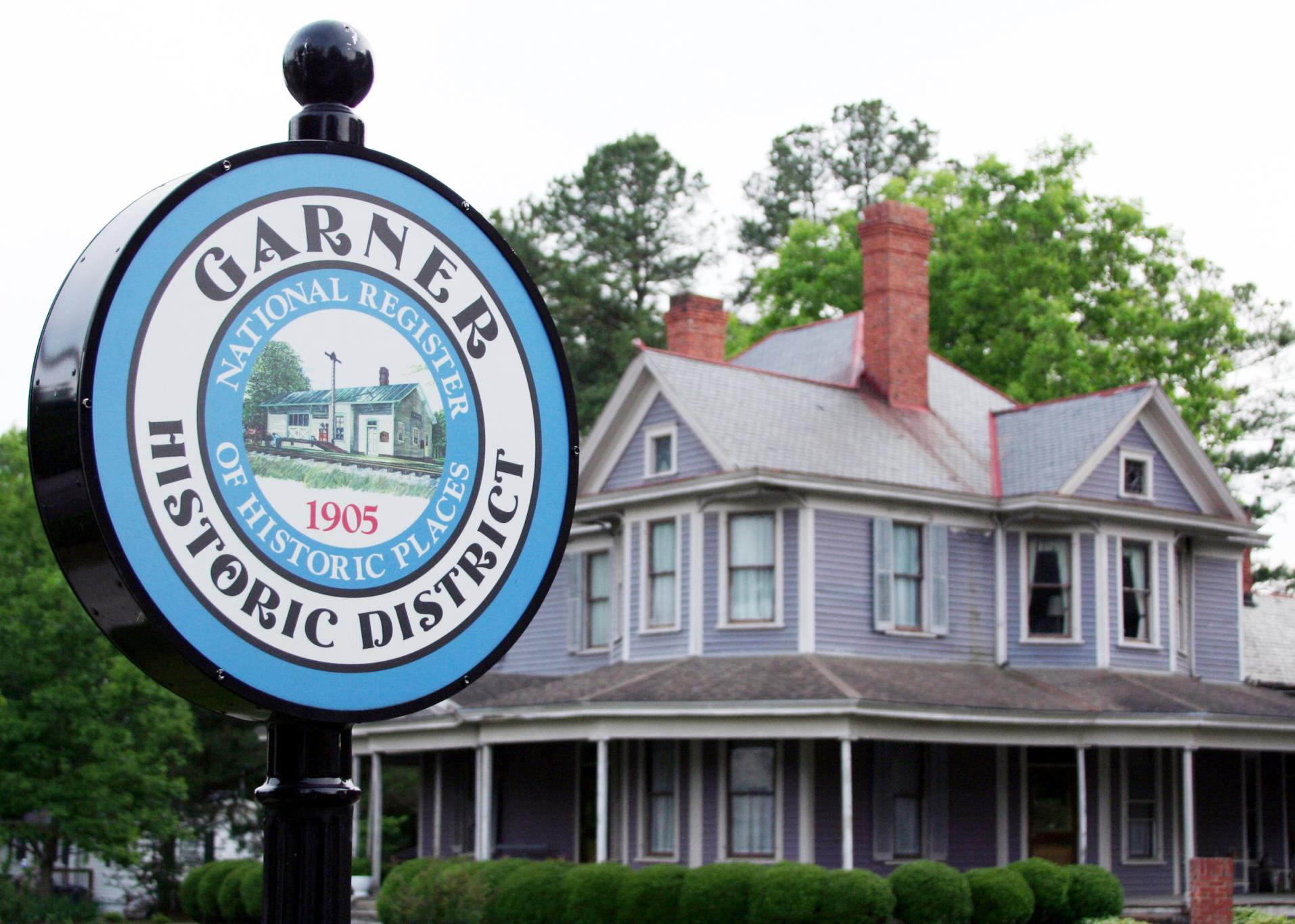 Garner Historic District
