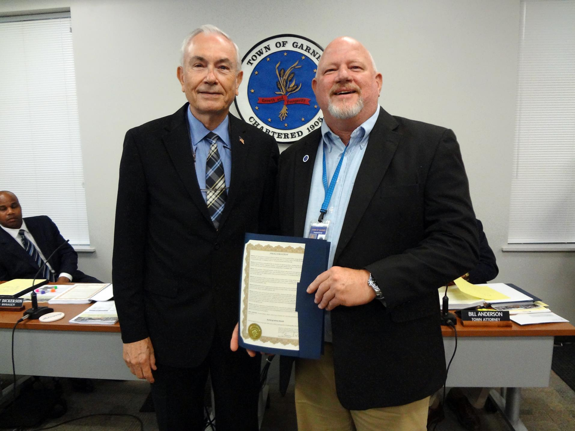 inspections proclamation