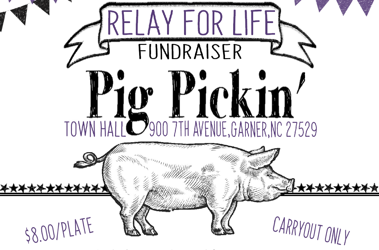 Pig-Pickin Flyer THUMB