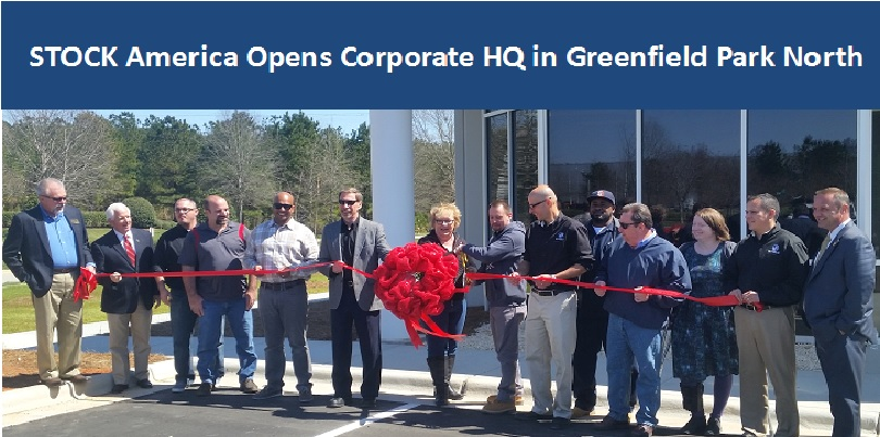 STOCK America Opens HQ in Greenfield Park North