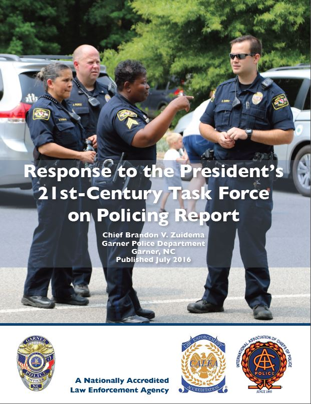 Police | Town of Garner, NC
