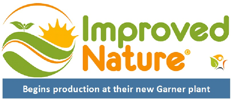 Improved Nature Opens Plant in Garner