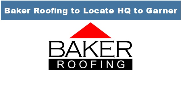 Baker Roofing HQ Announcement