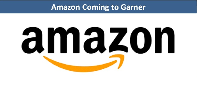 Amazon Coming to Garner