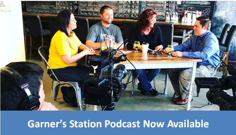 Garner's Station Podcast Now Available
