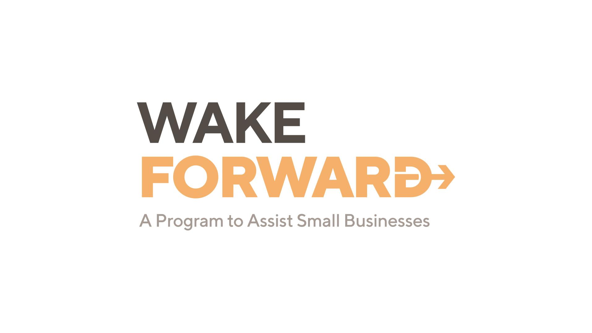 wake forward program